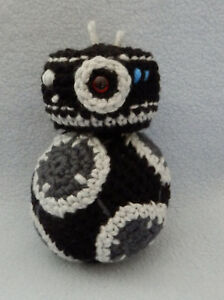 star wars 1 amigurumis tutorial - YouTube | 300x224