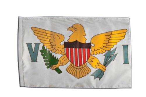 États-Unis Îles Vierges Bannière AMÉRICAINE Drapeaux Drapeaux 30x45cm