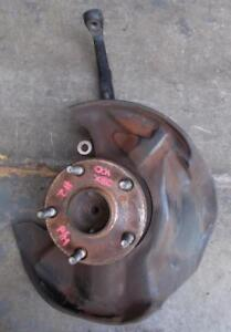 TOYOTA JZX100 CHASER / MARK2 1JZGTE front hub + upright drivers R/H side #2E
