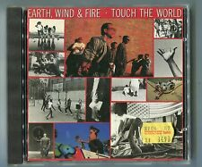 Earth Wind & Fire - CD - TOUCH THE WORLD © 1987 CBS 460409 2 - 10-tr Near mint