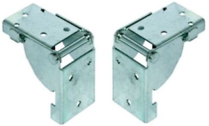 Folding Table Leg Brackets.Details About 2 Folding Table Leg Brackets Locks In Position Open And Closed Made In Germany