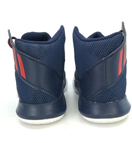 Adidas SM CRAZY BOUNCE USA BASKETBALL SHOES TEAM USA BLUE SNEAKERS NEW