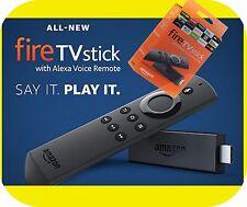 Amazon Firestick Kodi 17.3 Alexa voz películas de deportes Remoto ✔ ✔ ✔ ✔ niños programas de televisión