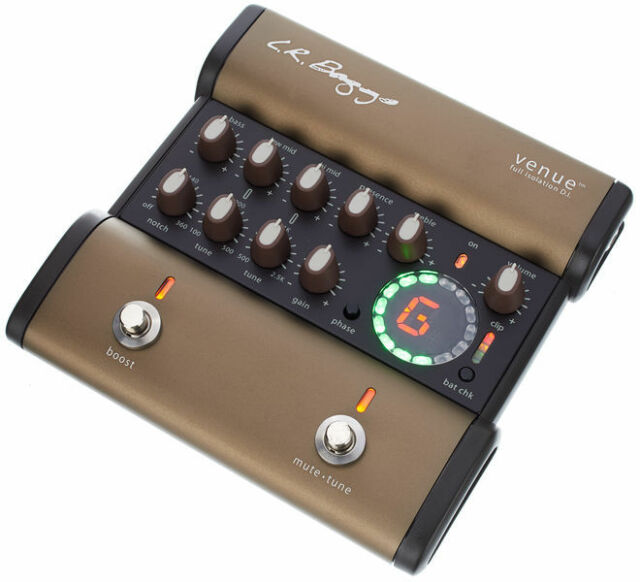 Guitar Effects Pedals For Sale Uk : lr baggs venue di equalizer guitar effect pedal for sale online ebay ~ Russianpoet.info Haus und Dekorationen