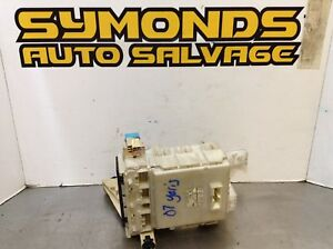 details about 2005 2008 toyota yaris 1 4 d4d diesel fuse box p n 82730 52700 Lincoln Town Car Fuse Box