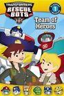 Team of Heroes by Jennifer Fox (Hardback, 2014)