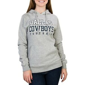 fd87305b4a1 Image is loading Dallas-Cowboys-Women-039-s-Practice-Glitter-Pullover-