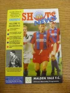 19-04-1994-Aldershot-Town-v-Malden-Vale-Thanks-for-viewing-our-item-if-this