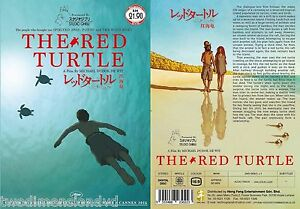 Anime Dvd Studio Ghibli Present The Red Turtle All Region Free Shipping Gift 9555488230223 Ebay