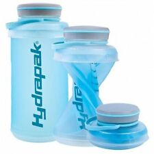 HYDRAPAK STASH .75 COLLAPSIBLE WATER BOTTLE .75L (BLUE)