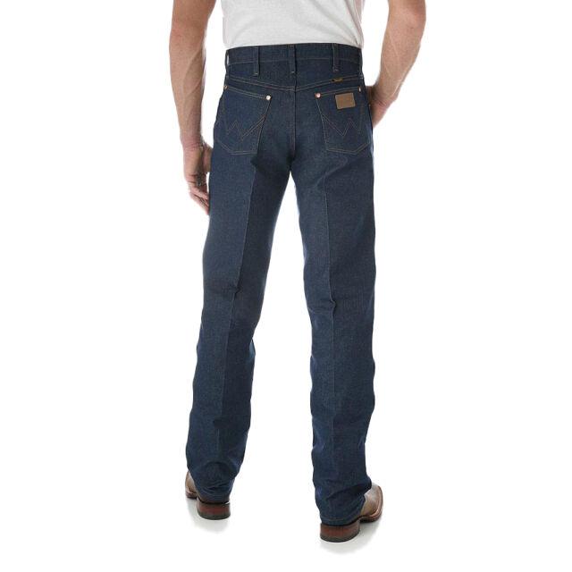 52c28ad3 Wrangler 13mwz Cowboy Cut Rigid Original Fit Jeans - 13mwzxs 48 34 ...