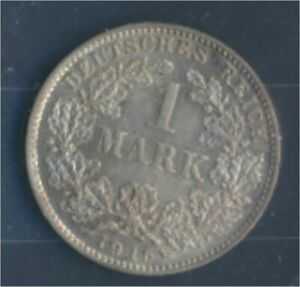 German-Empire-Jagernr-17-1915-D-UNC-Silver-1915-1-Mark-large-Imperial-E-7859333
