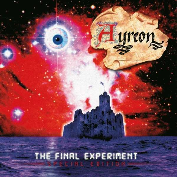 Ayreon - The Final Experiment Nuevo CD