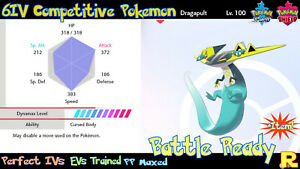 6IV-COMPETITIVE-DRAGAPULT-SHINY-ULTRA-or-NOT-ITEM-SWORD-amp-SHIELD