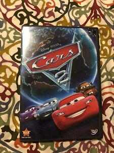 Cars 2 Dvd 2011 Rated G 400317965762 Ebay