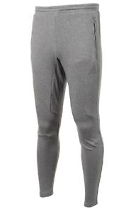 Detalles acerca de Adidas Hombre 2017 Tango Sudor Pantalones De Entrenamiento LS Gris Casual Pantalón para Correr BR0269 mostrar título original