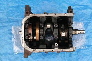 Motorblock-Kurbelwelle-ohne-Kolben-Pleuel-Daihatsu-Cuore-Move-Sirion1-0-99-08-EJ