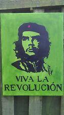 "Ernesto ""Che"" Guevara, 40 x 30 cm Original Acrylic Painting"
