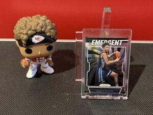 2019-20 Panini Prizm Brandon Clarke Rookie Emergent #28 Memphis Grizzlies!