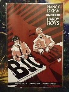 Nancy-Drew-and-the-Hardy-Boys-1-Cover-B-Comic-NM-Dynamite-Direct-J-amp-R