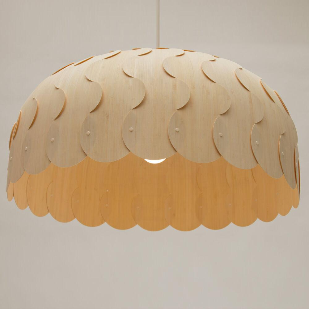 Beau Pendant Light By David Trubridge, Prix Promo Week-end