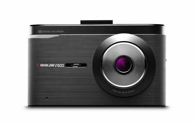 "INavi V900 2ch Super Clear HD 3.5/"" Full Touch LCD Car Dash Cam Black Box 16GB"