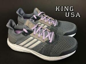 Image is loading Women-039-s-Adidas-Ultra-Boost-ST-Running-