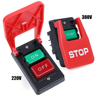 Push Button Under Table Protection For Emergency Switch Paddle Electromagnetic