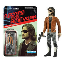 Escape from New York Jacket Snake Plissken ReAction NEW Toys 80's Movies Classic