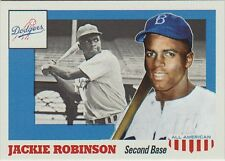 2016 Topps Throwback Thursday All American Military #20 Jackie Robinson 775 PR