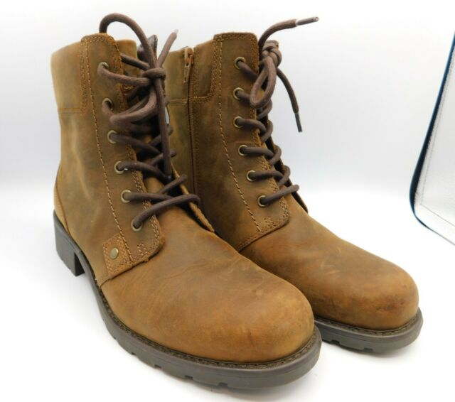 Clarks Ladies Lace up Ankle BOOTS