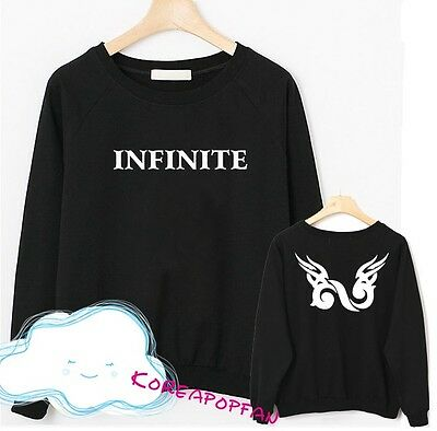Infinite inspirit longsleeve sweater hoodie kpop New