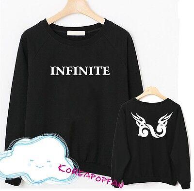 Infinite inspirit longsleeve sweater hoodie kpop New