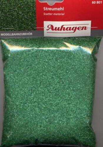 60801 AUHAGEN HO Erba per plastico verde scuro