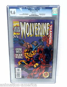 WOLVERINE-1999-Annual-CGC-9-6-White-Pages-Featuring-DEADPOOL