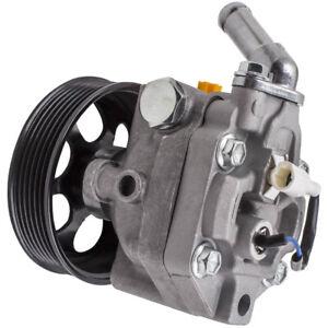 Power-Steering-Pump-For-Subaru-Outback-H6-3-0L-Wagon-w-o-Reservoir-34430AG011