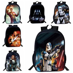 36d7708de3 Pacento Cool Children Star Wars Backpack Pupil s School Bags Boys ...