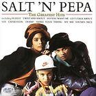 Greatest Hits by Salt-N-Pepa (CD, Oct-1991, London)