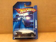 Hot Wheels  Hotwheels Batmobile # 207 Tiny pinhole in bubble by back fin