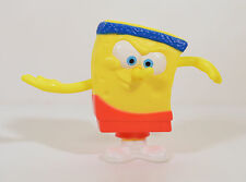 "2012 Basketball Spongebob 3"" McDonalds Kids Meal #3 Sports Action Figure Toy"