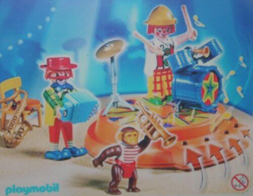 Playmobil -- Pièce de rechange -- Cirque piste musicale 4231
