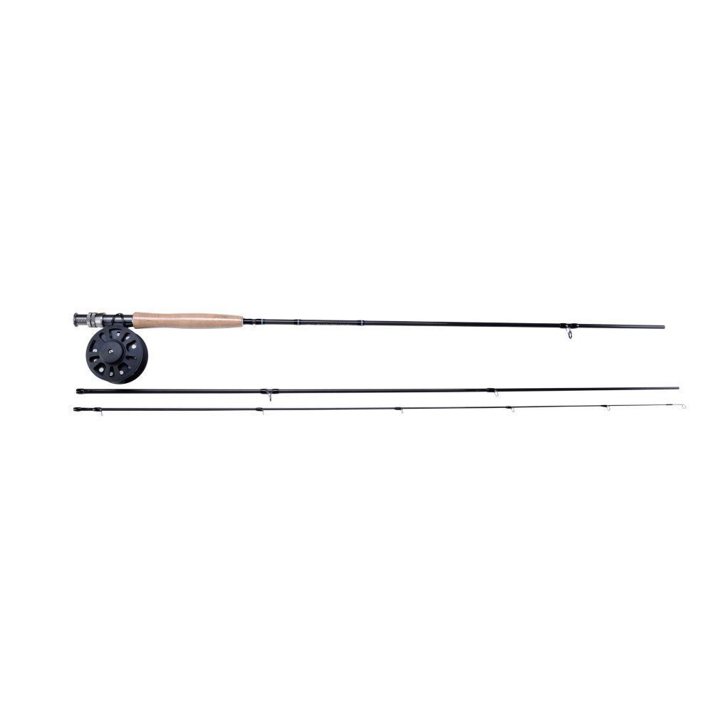 Shakespeare Omni Fly Fishing Rod  Reel ComboTutte le Taglie