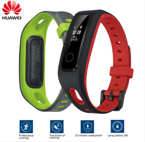 Huawei Honor Band4 Running Sport Fitness Tracker Wristband Waterproof SmartWatch