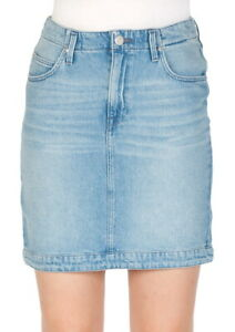 Jupe Jeansrock Hype Lee Buzz Blau Damen Mom qR4AHt4