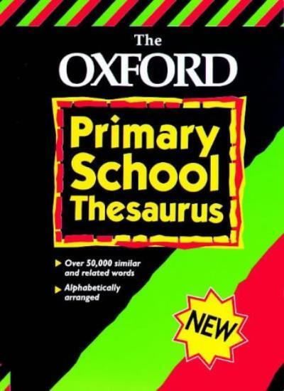 PRIMARY THESAURUS,Hachette Children's Books