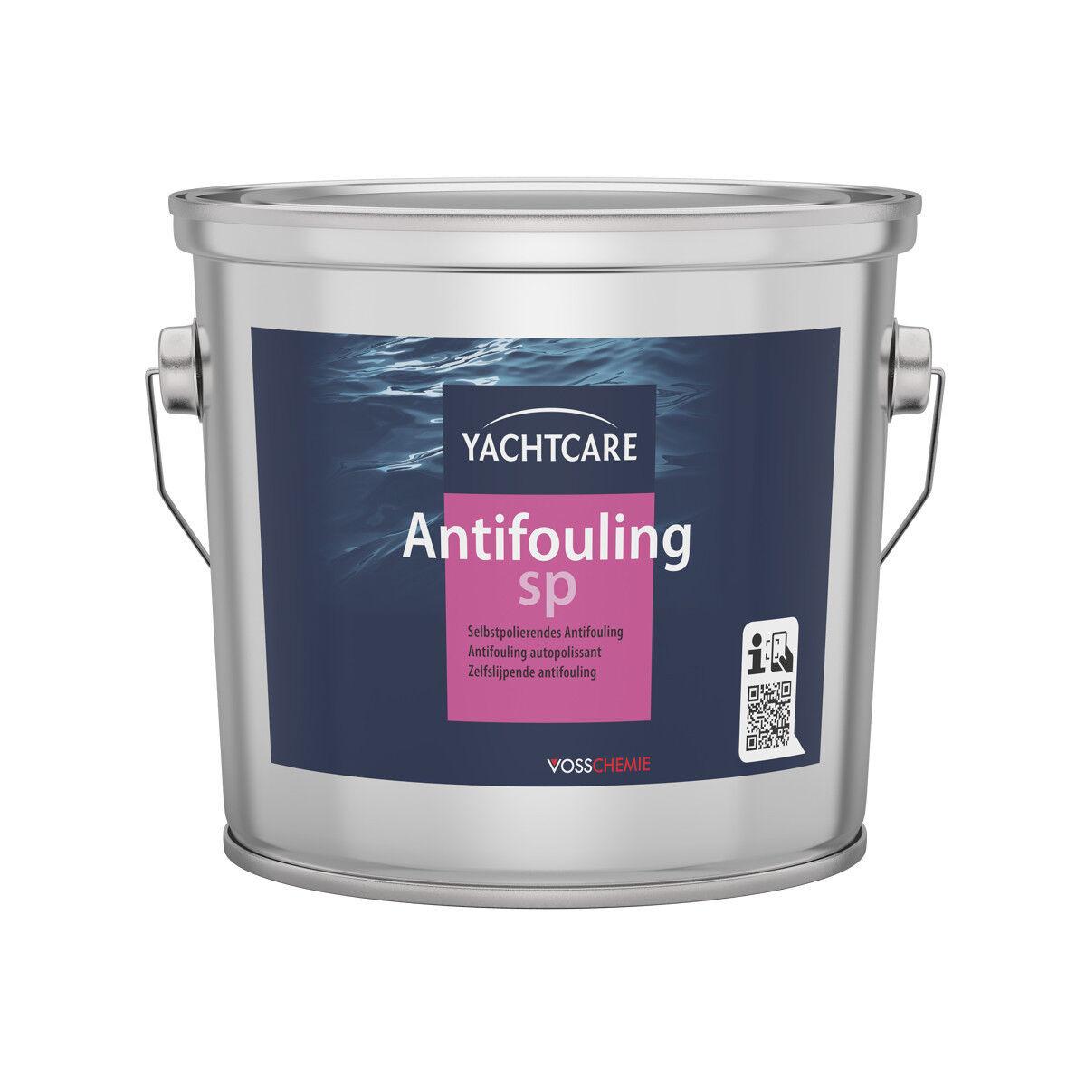 Yachtcare Antifouling SP selbstpolierendes Antifouling // 2,5l blau