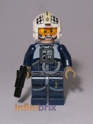 Y-Wing Pilot SW793 75155 75172 LEGO NEW Star Wars Rogue One U-Wing Pilot