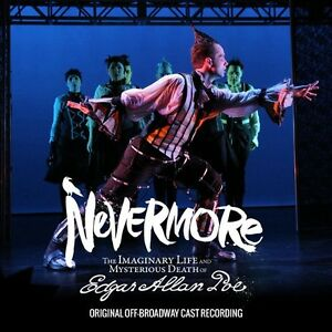Various-Nevermore-Imaginary-Life-amp-Mysterious-Death-Obc-New-CD