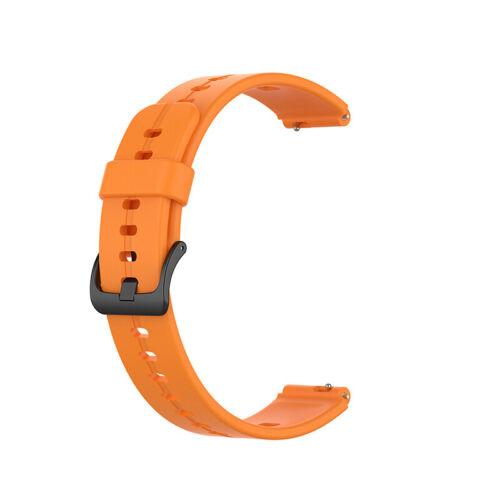 B3 16mm Ersatz Mode Silikon Armband für Huawei Armband B6