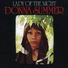 Lady Of The Night - Donna Summer (2005, CD NEUF)